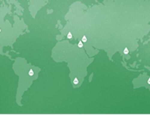 Produtores em 8 países irrigam com base nas recomendações do Manna